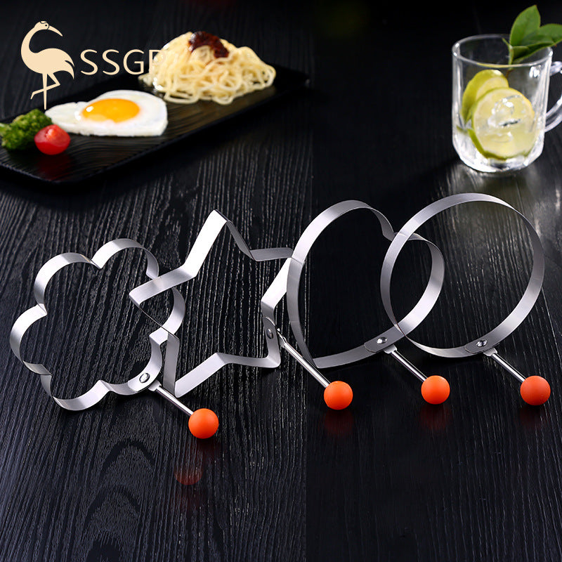Set of 3 Egg Molds