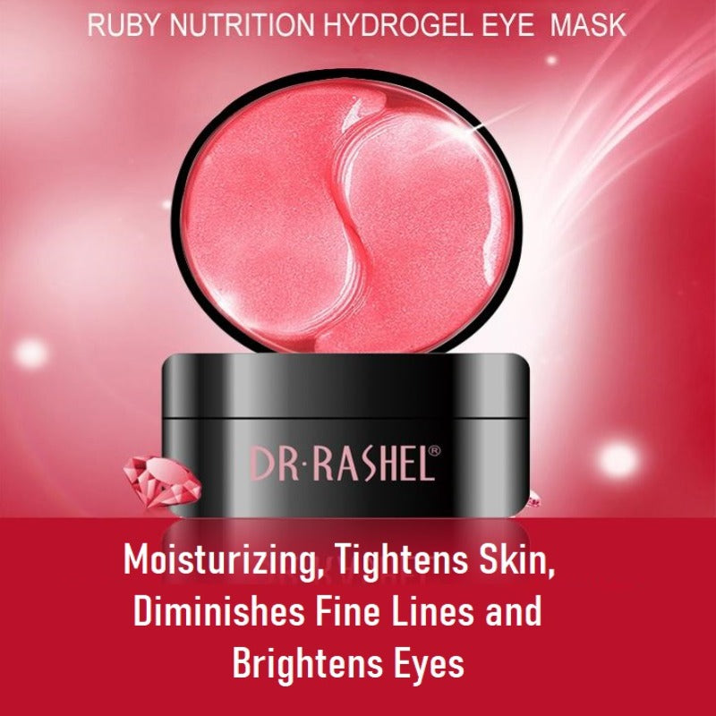 Ruby Nutrition Hydrogel Eye Mask 60 Pieces