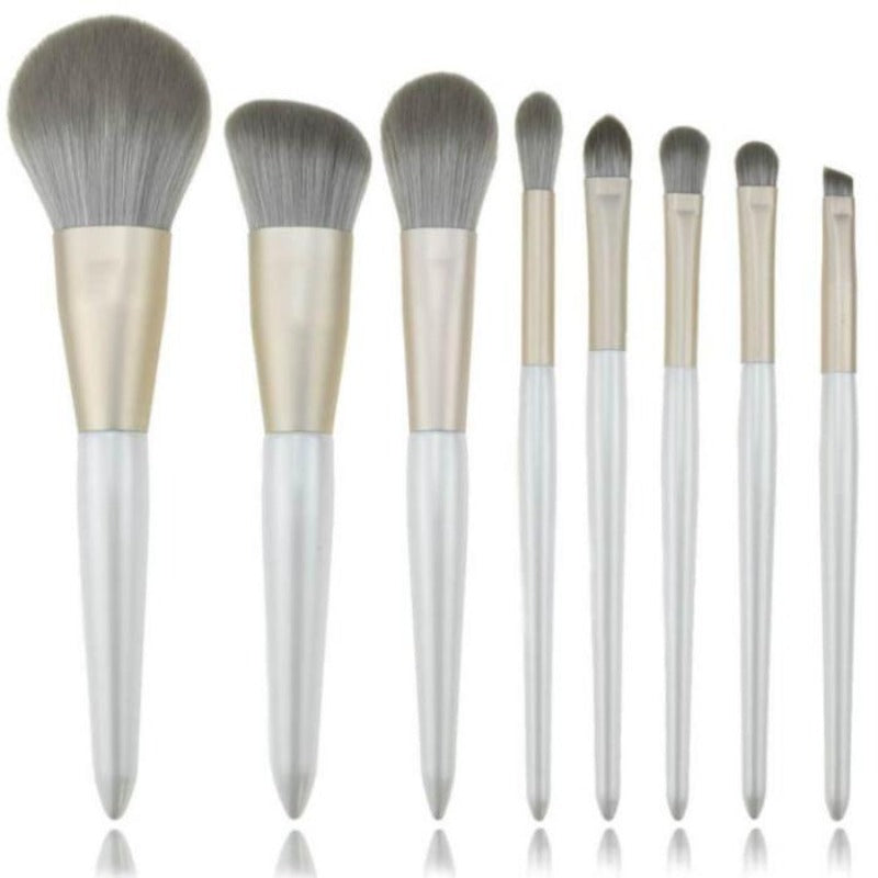 8 Piece Make-up Brush Set