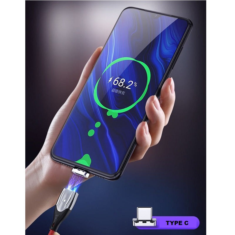 Fast Charging Magnetic Charging Cable