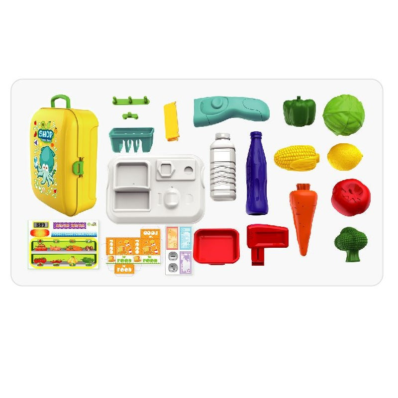 Shopping Playset Backpack