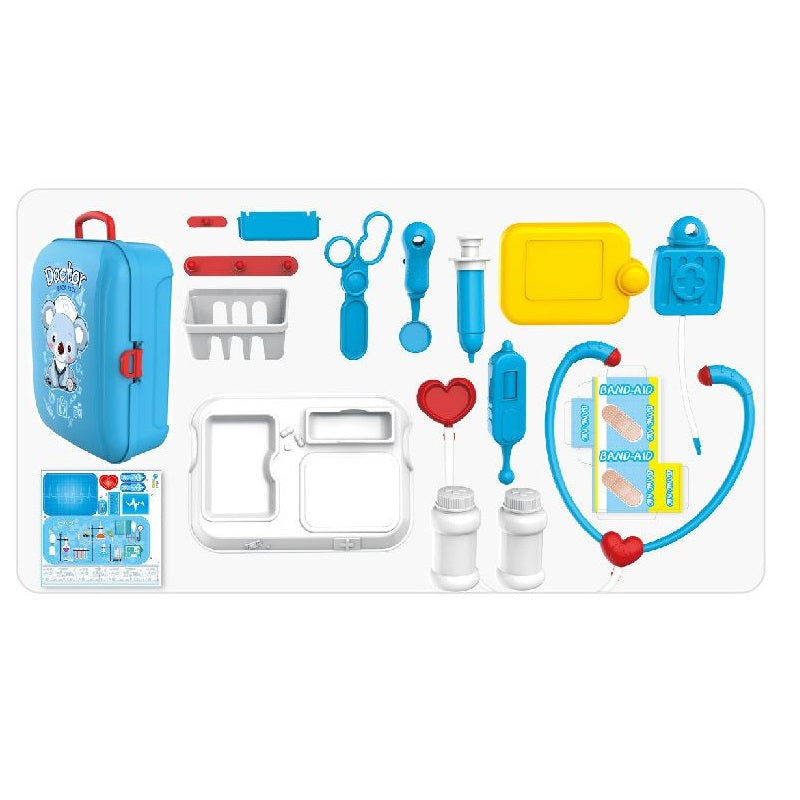 Doctor Playset Backpack