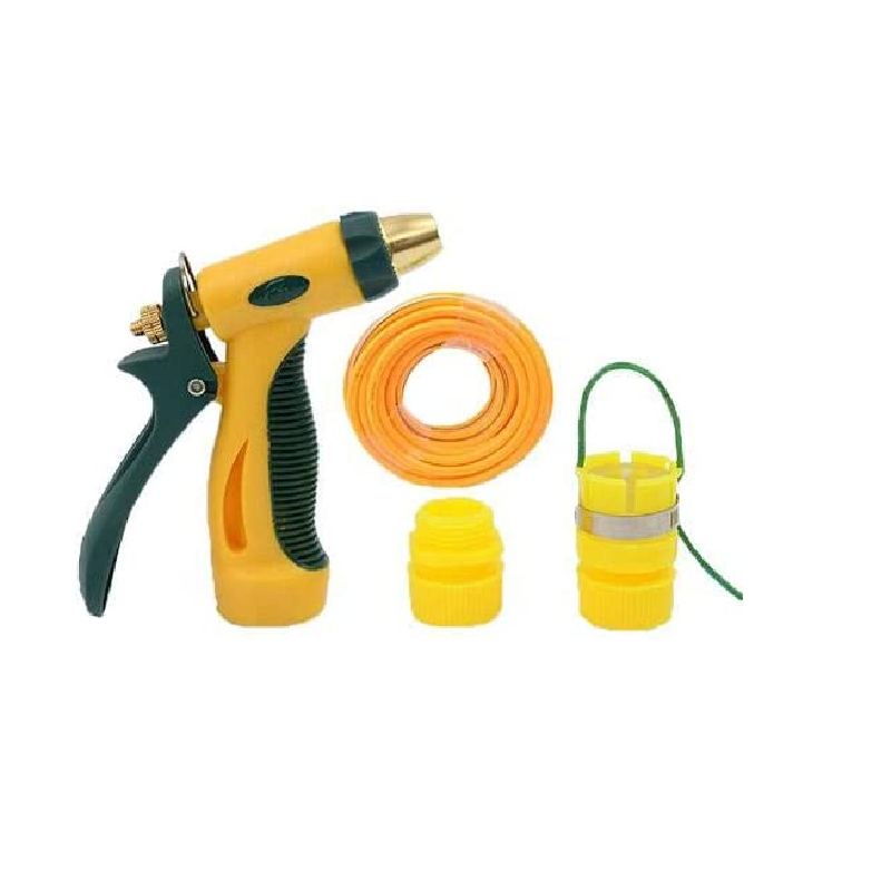 High Pressure Nozzle with 10M Hose Pipe