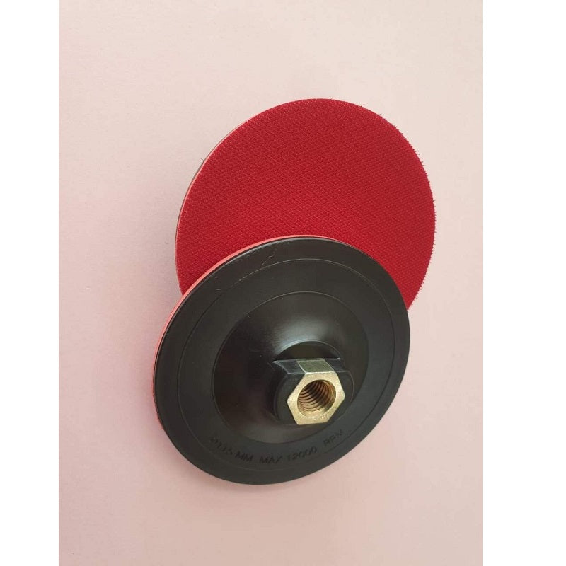 Sanding Disc Backing Pad 115mm