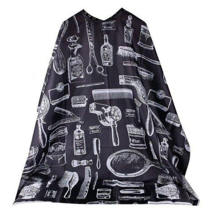 Reusable Barber Gown Medium