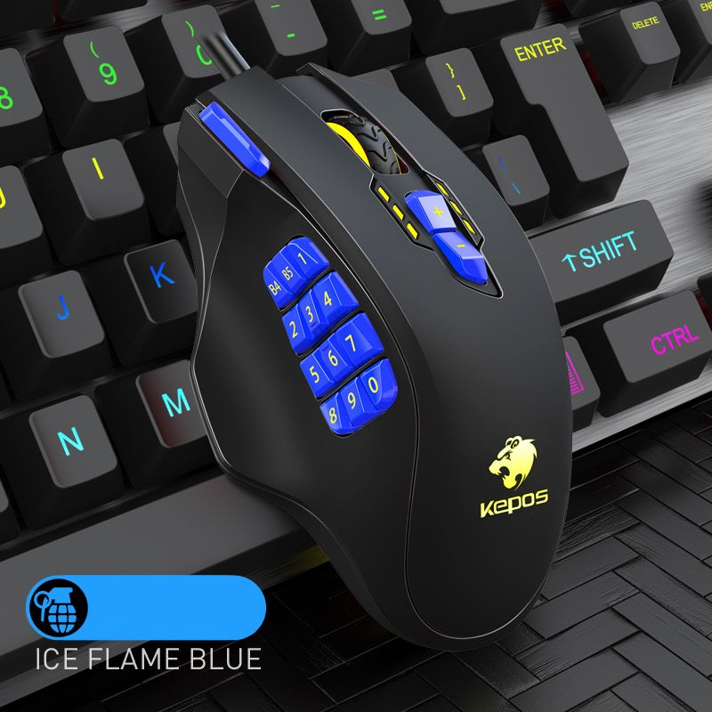 M762 Programmable Gaming Mouse