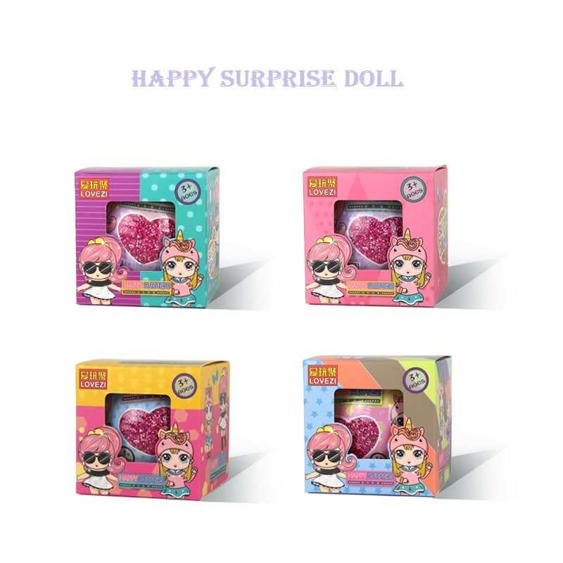 Happy Surprise Doll