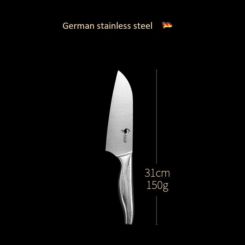 304 Stainless Steel Beluga Chef Knife