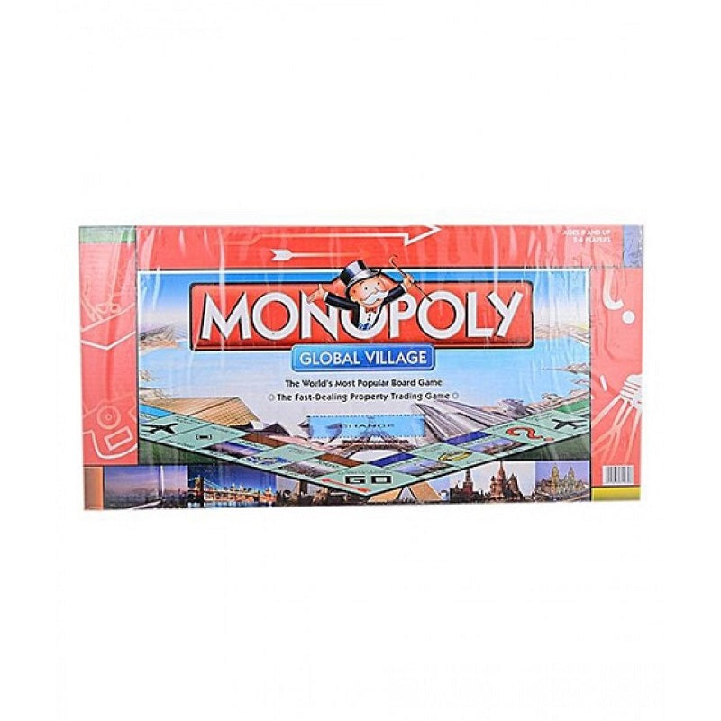 Monopoly Global Village Board Game