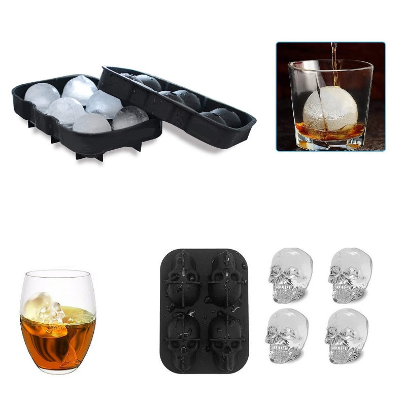 Silicone Ice Mould Trays