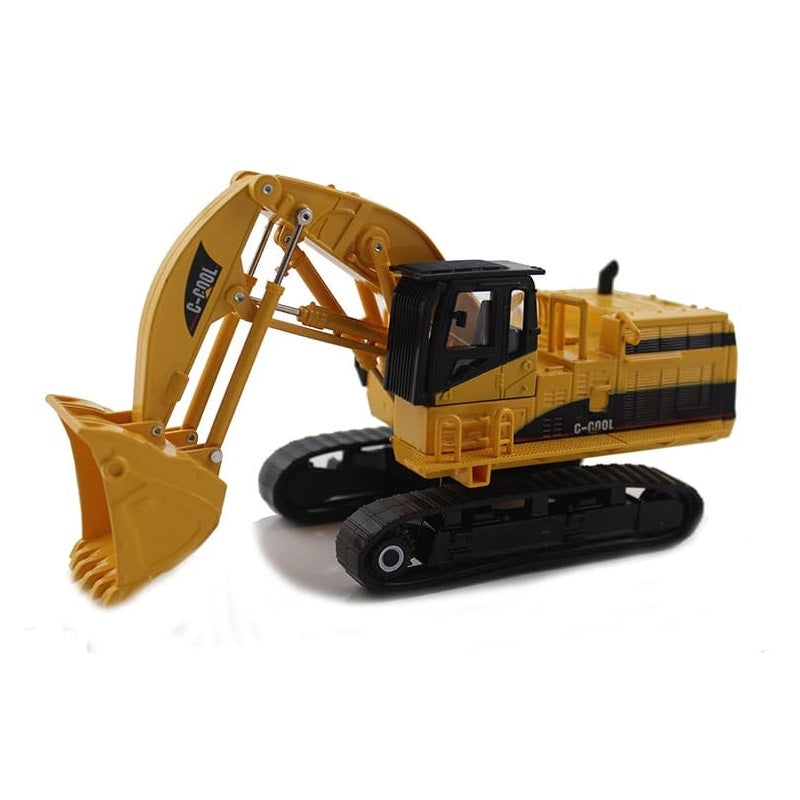 C-Cool Front Shovel with Metal Tracks Collectable 1/64