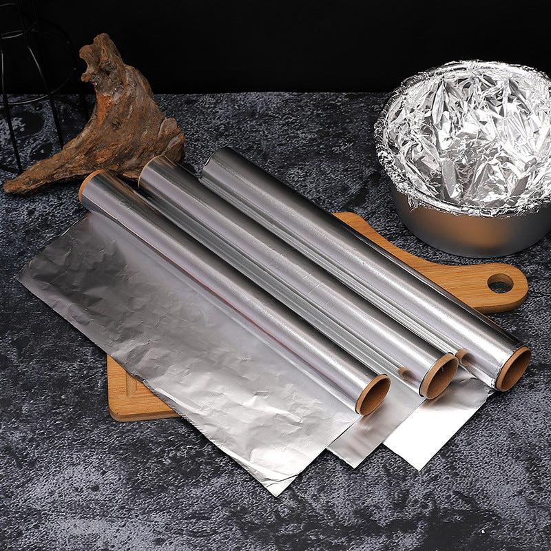 Heavy Duty Aluminum Foil 20M Roll