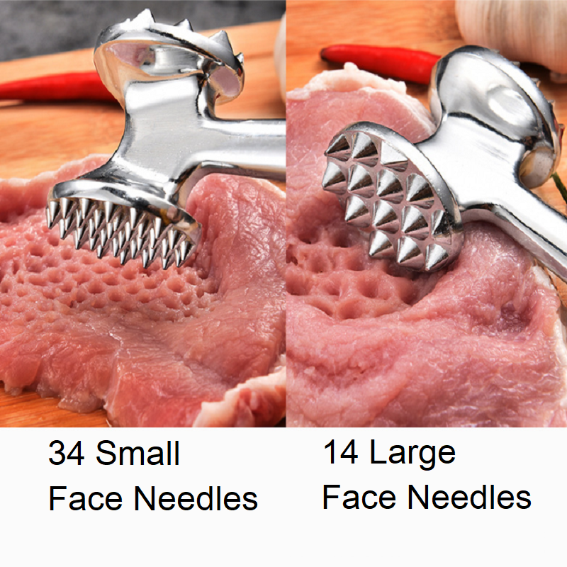 Double Sided Meat Hammer