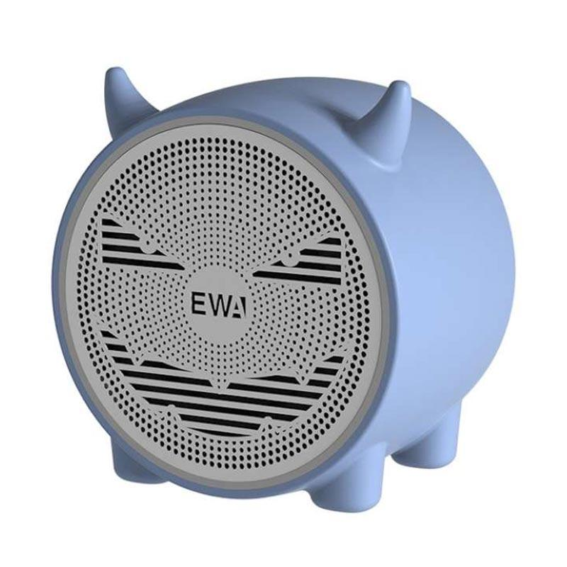 EWA 101C Wireless Mini Bluetooth Speaker with FM Radio