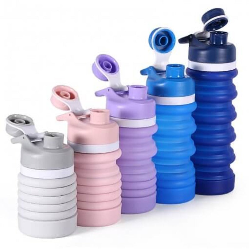 Silicone Folding Bottle