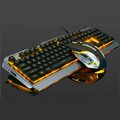 Mechanical Gaming Keyboard and Mouse V1