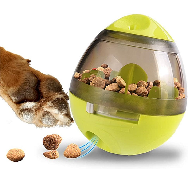 Interactive Feeding Ball