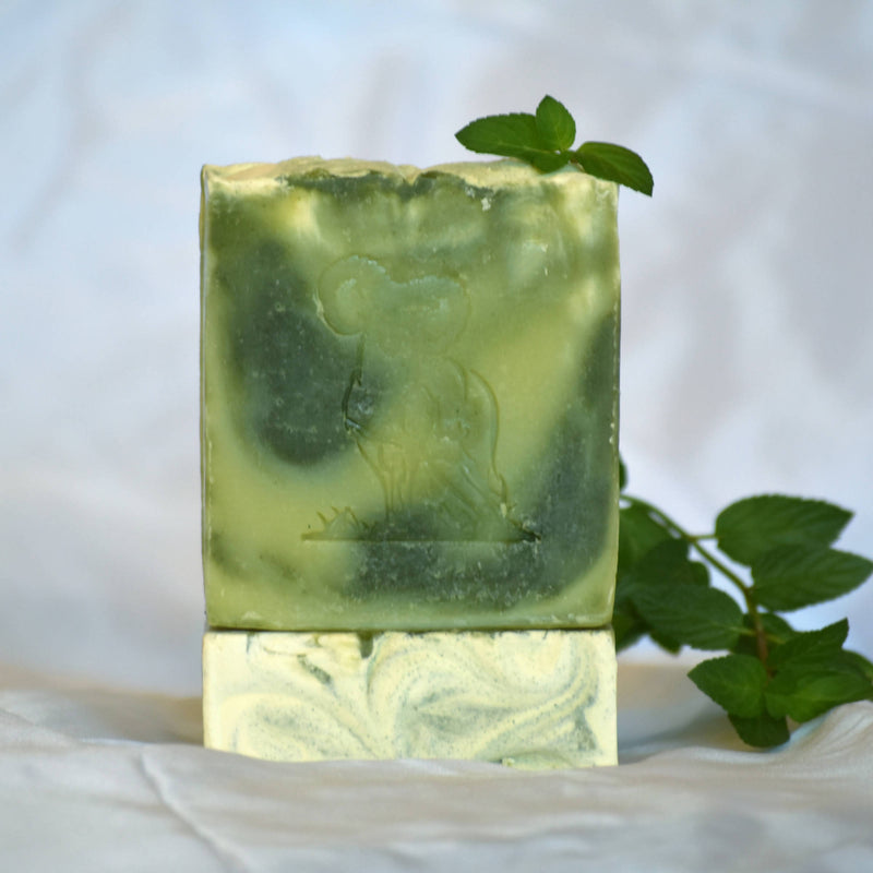 Mint Madness Soap