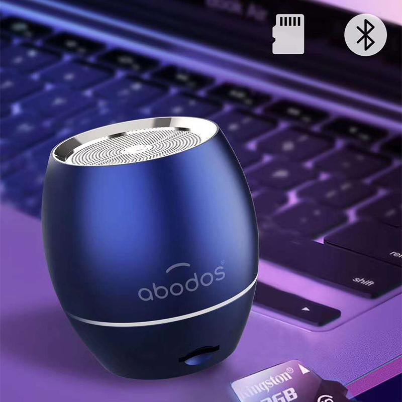 Abodos AS-BS08 Mini Bluetooth Speaker Portable Wireless