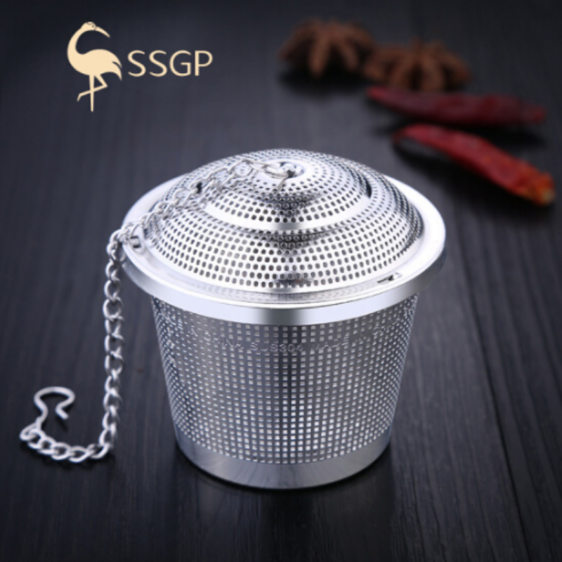304 Stainless Steel Spice Infuser
