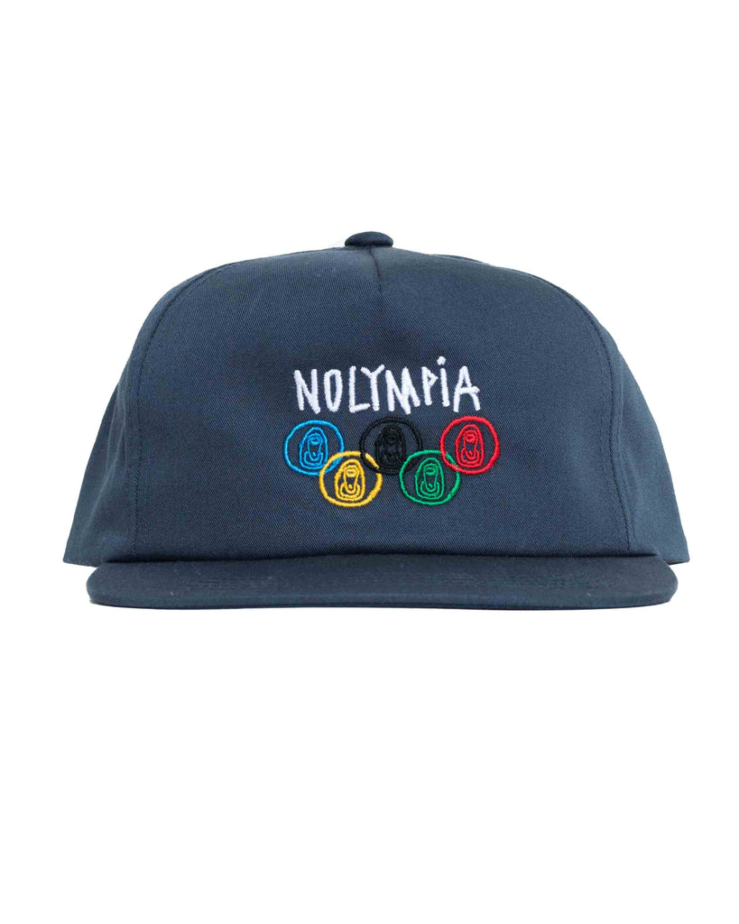 5 PANEL UNSTRUCTURED CAP – NOLYMPIA