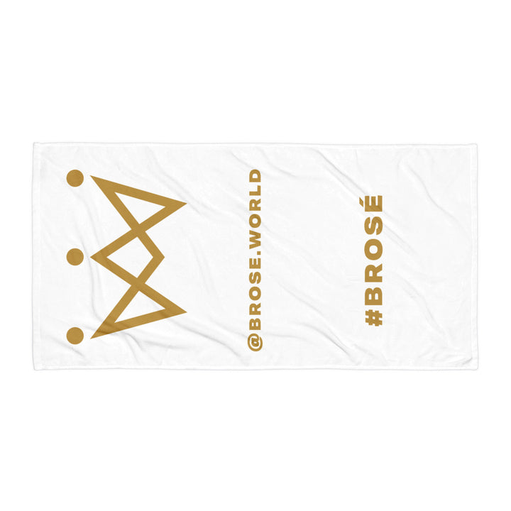Brosé Beach Towel- Buy High Quality Merchandise Online UK -Brosé Wine
