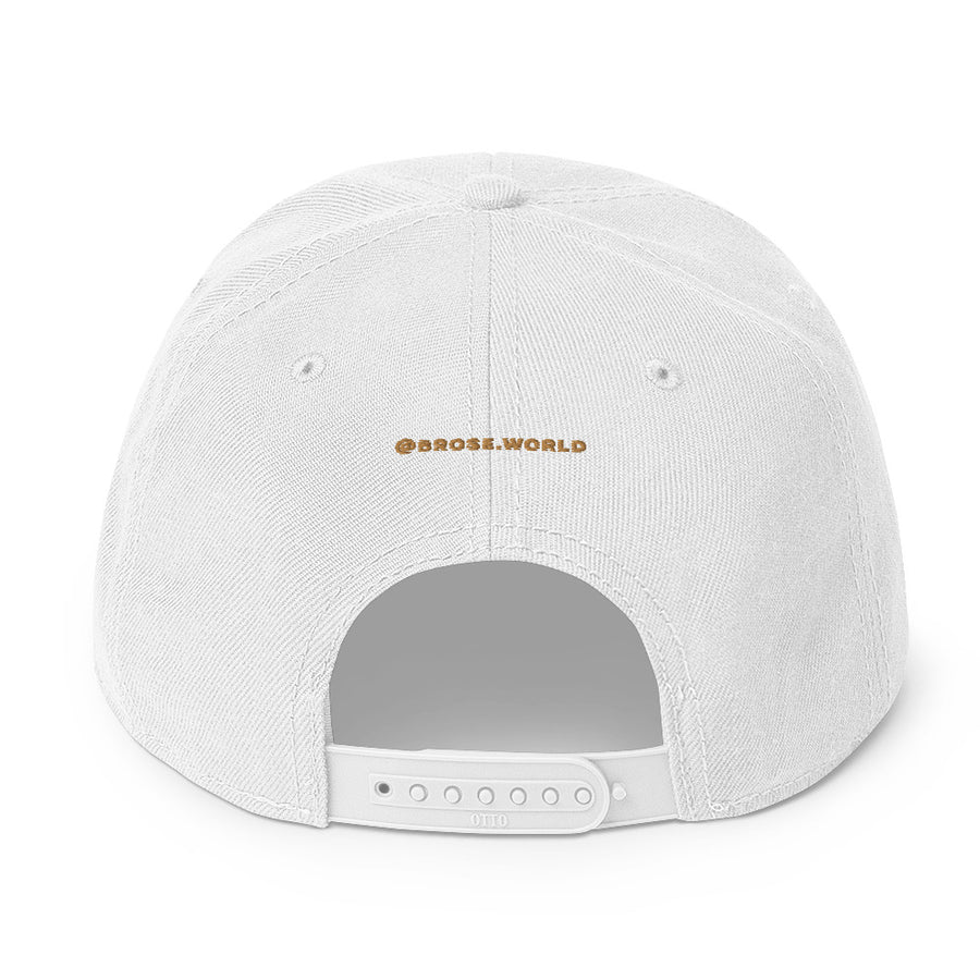 Snapback Hat- Buy High Quality Merchandise Online UK -Brosé Wine