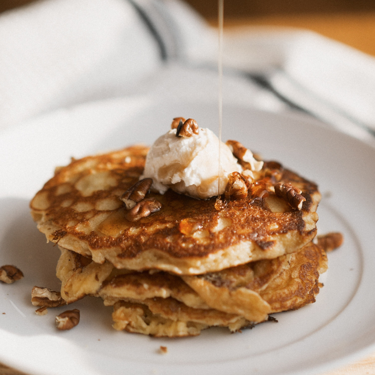 Maple Pecan Pancake and Waffle Mix