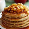 Apple Cinnamon Pancake and Waffle Mix