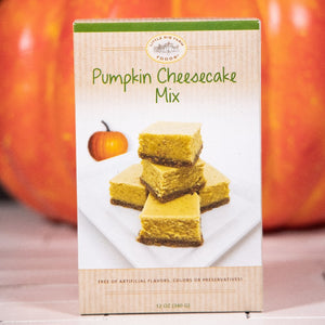 Pumpkin Cheesecake Mix