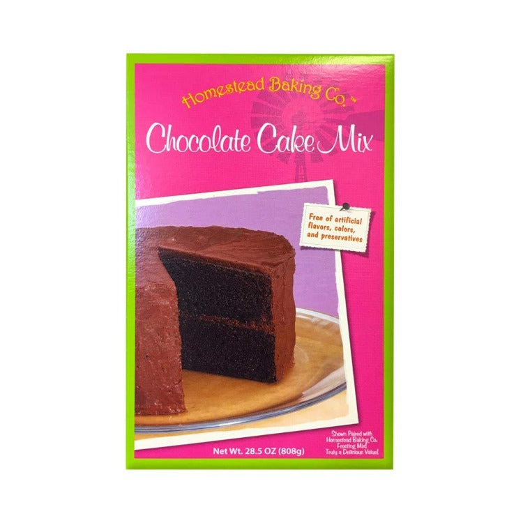 Homestead Baking Co.® Chocolate Cake Mix