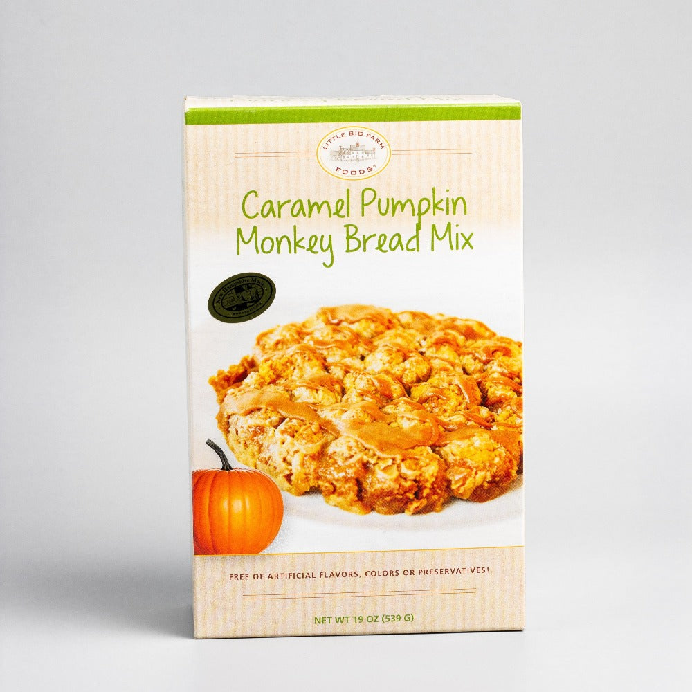 Caramel Pumpkin Monkey Bread Mix