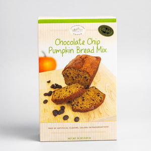 Chocolate Chip Pumpkin Bread Mix