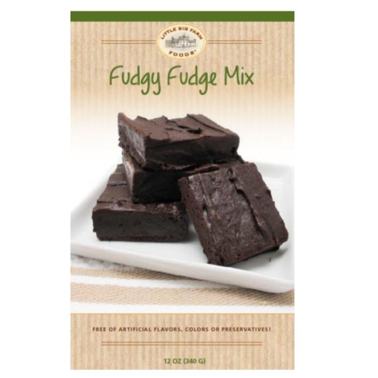 Fudgy Fudge Bar Mix