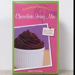 HBC Chocolate Icing Mix