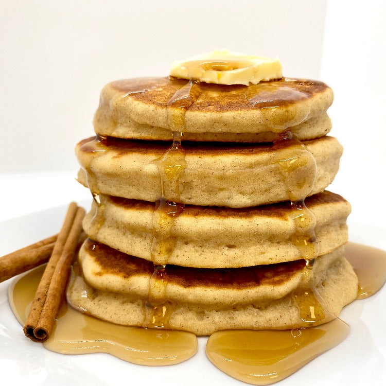 Honey Cinnamon Pancake and Waffle Mix