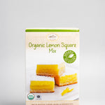 Organic Lemon Square Mix