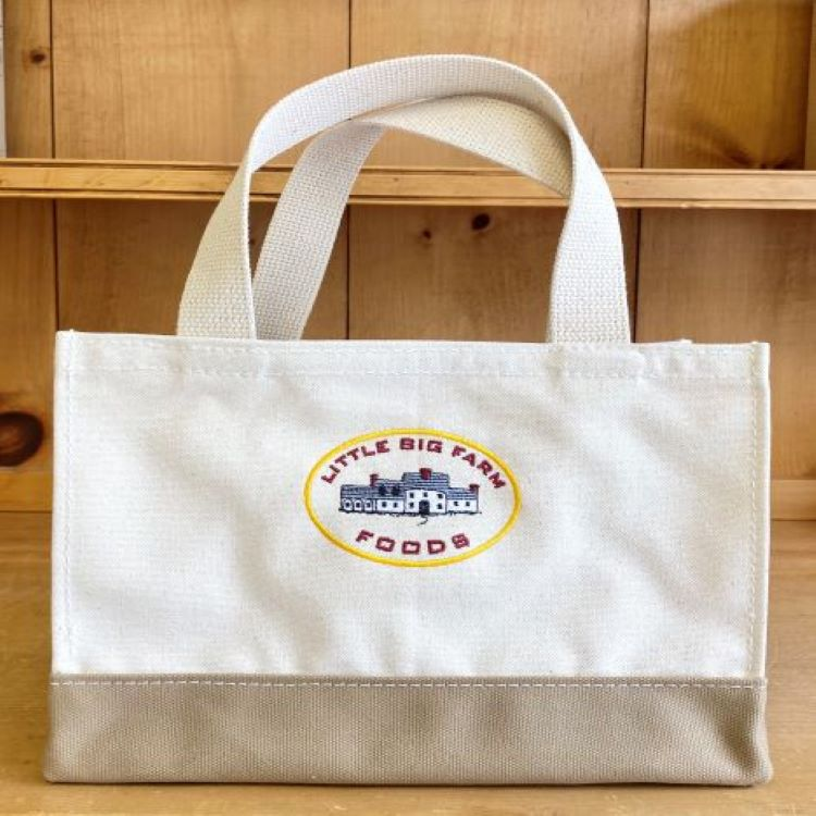 Little Big Farm Foods Tote