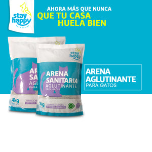 Arena Sanitaria Stay Happy