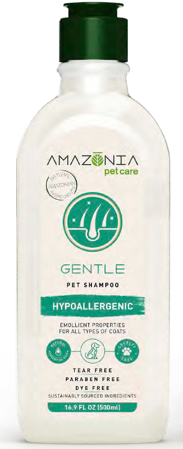 Amazônia Pet Care Shampoo Hipoalergénico 500 ml