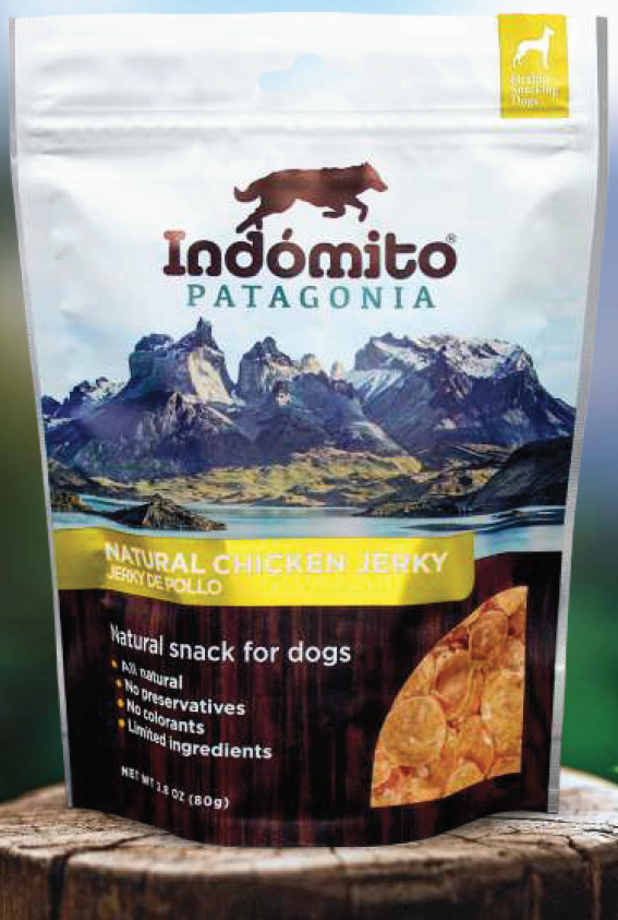 Indomito Natural Chicken Jerky 80g