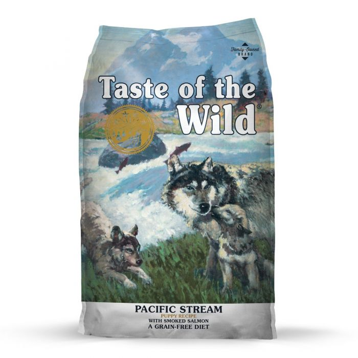Taste of the Wild Pacific Stream Puppy (Salmón)