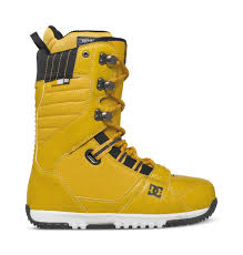 Snowboarding Shoes DC Yellow (5520955080866)