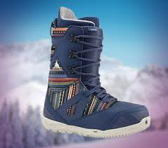 Snowboarding Shoes Blue (5520967729314)