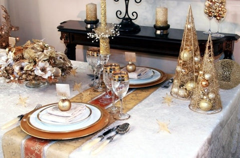 gold stuffs for home and kitchen - Dilwana - Botswana online shop