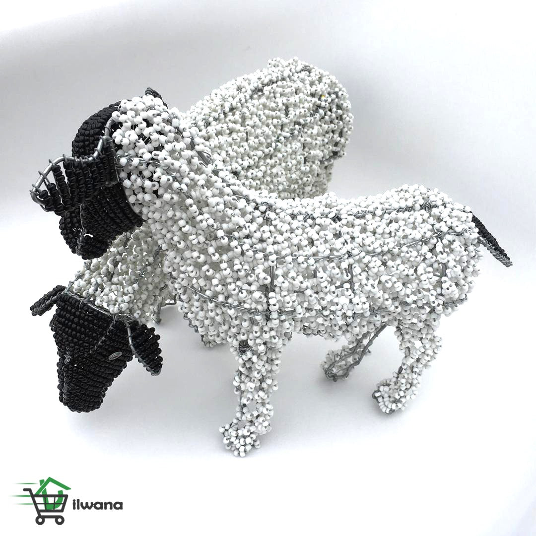 Sheep african craft-Botswana online shop - Dilwana