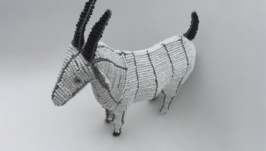 Goat Wired and Beads - African Craft
