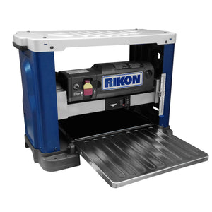 "Rikon 13"" Bench Top Helical Head Planer 25-130H"