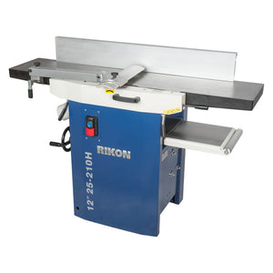 "Rikon 12"" Planer/Jointer with Helical Head 25-210H"