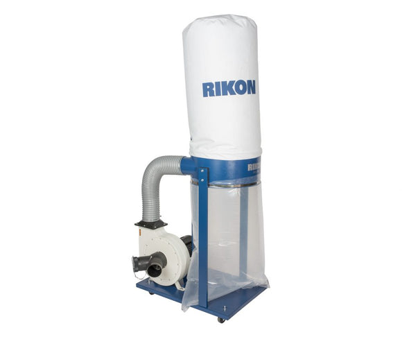 Rikon 1-1/2 HP Dust Collector 60-150